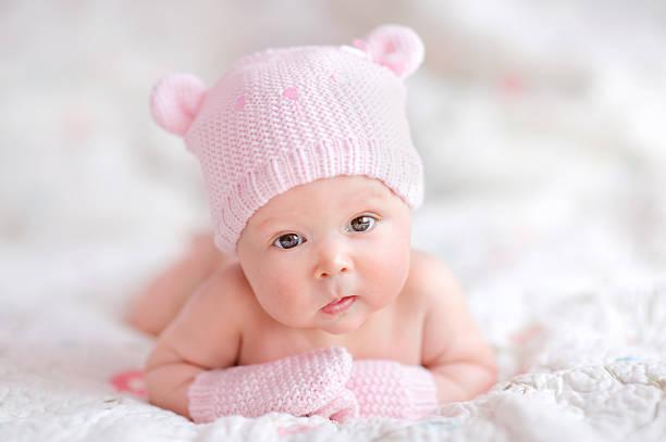 Newborn baby girl in pink knitted bear hat picture id178374507?b=1&k=6&m=178374507&s=612x612&w=0&h=46pkh9gpssh1xjlgyyyqsjz7arqjuffhser9plh3kzw=