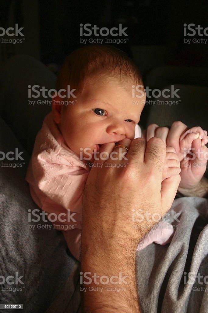 Newborn Baby Infant stock photo
