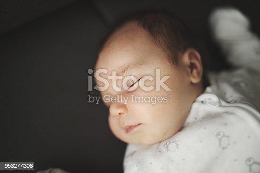 853843596 istock photo Newborn baby 953277306