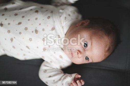 853843596 istock photo Newborn baby 957080164