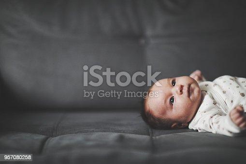 853843596 istock photo Newborn baby 957080258