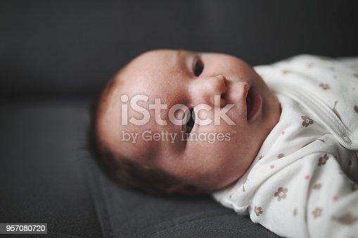 853843596 istock photo Newborn baby 957080720