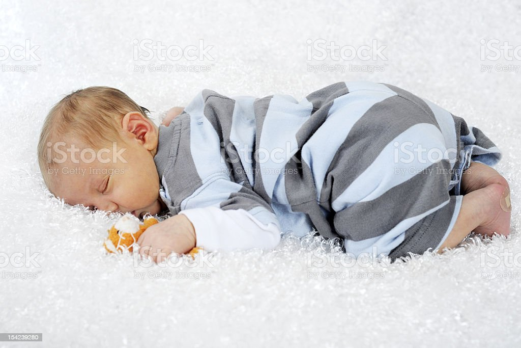 Newborn Bundle royalty-free stock photo