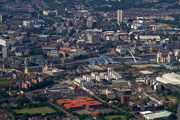 newcastle upon tyne - gateshead stock photos and pictures