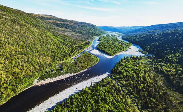 Rivière Terre-Neuve - Photo