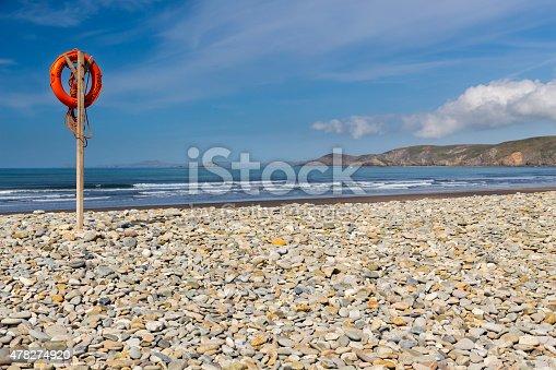istock Newgale Beach Wales 478274920