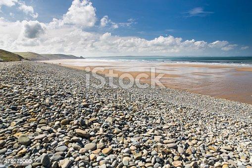 istock Newgale Beach Wales 478275060