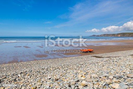 istock Newgale Beach Wales 478286504