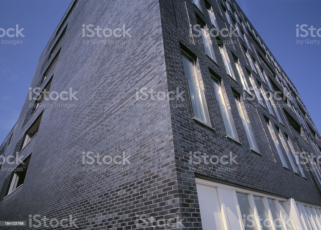 Newly Build Apartments. stock photo