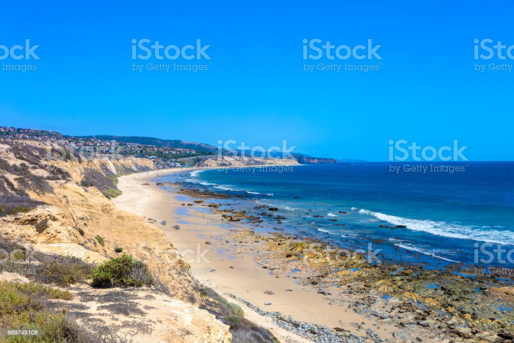 Newport Beach - Orange County - California stock photo