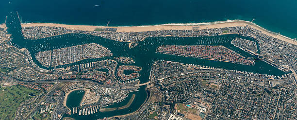 newport beach - dally stock pictures, royalty-free photos & images