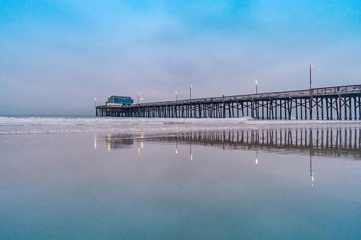 Newport Pier, Newport Beach, California