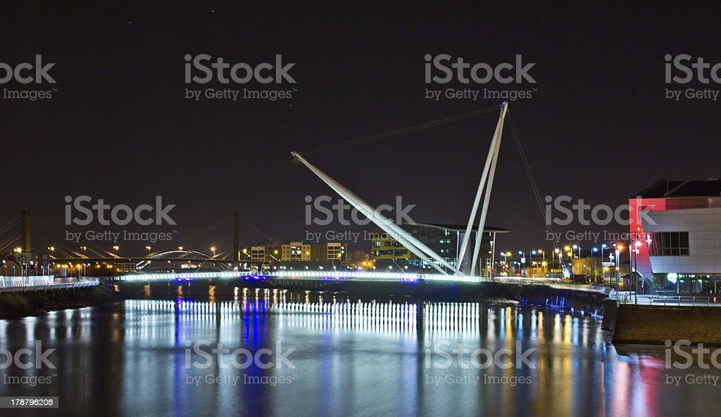 newport gwent stock photo