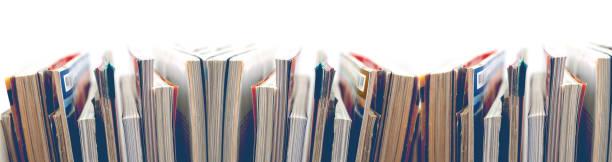news und journal. unterhaltung und freizeit - publikation stock-fotos und bilder