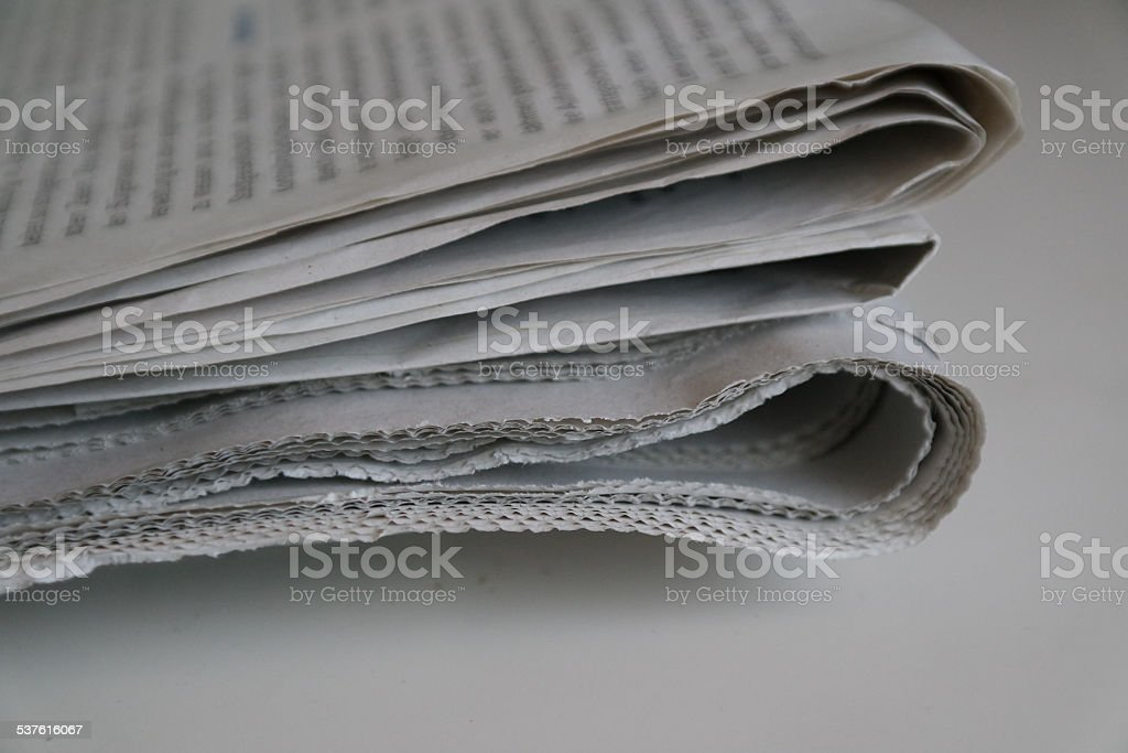 news articles newspaper stock photo