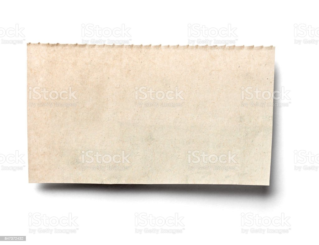 news paper page ripped message background stock photo