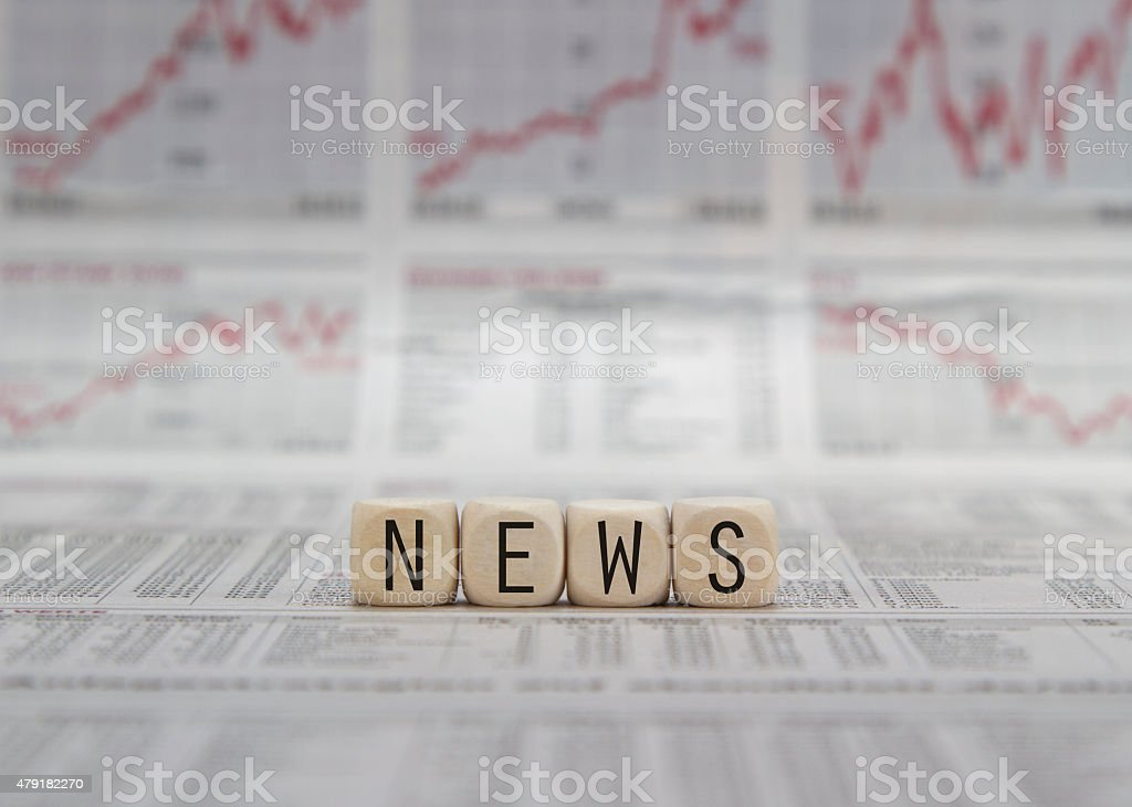 News - Royalty-free 2015 Stock Photo