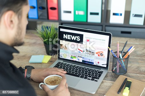 News Screen