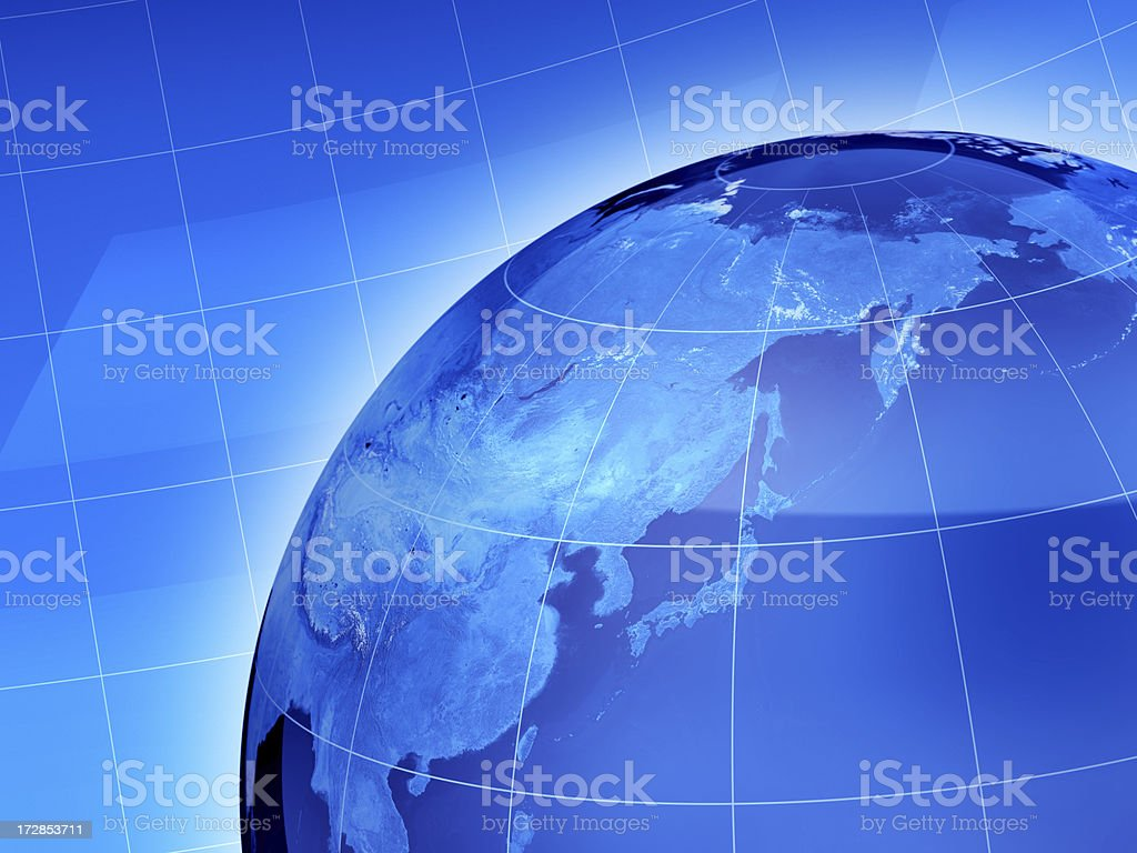 News World Japan royalty-free stock photo