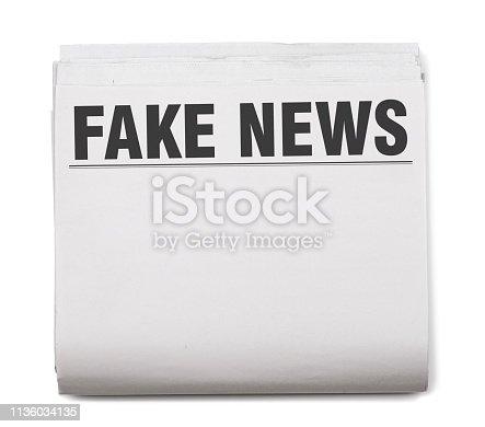 Newspaper Headlines Fake News