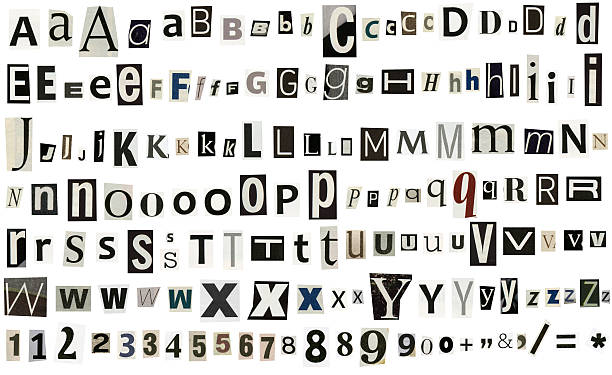 Newspaper magazine alphabet with numbers and symbols picture id162048450?b=1&k=6&m=162048450&s=612x612&w=0&h=shogz0w8ukhtfsqky mu6juak16wun sgzgyyxhi7oi=