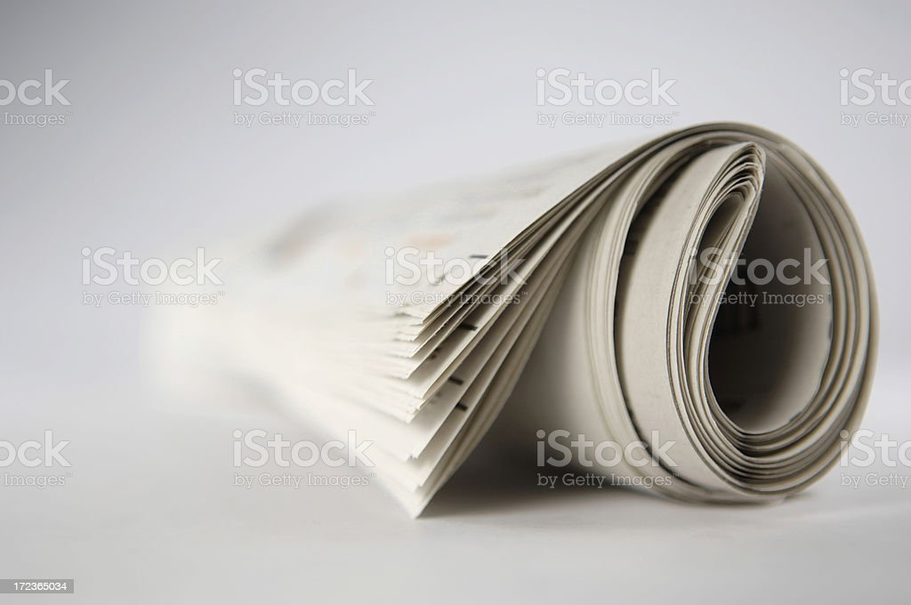 newspaper series - Royalty-free Arts Culture and Entertainment Stock Photo