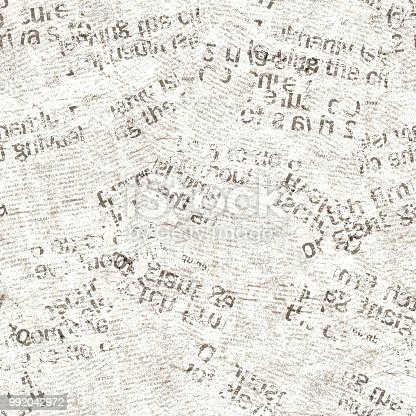 1134202009istockphoto Newspaper vintage grunge collage seamless texture 992042972