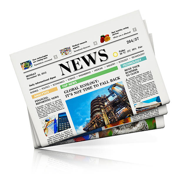 Newspapers See also: front page stock pictures, royalty-free photos & images