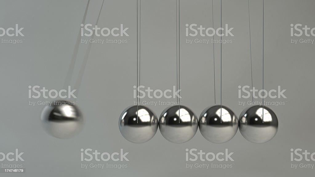 Newton-Bälle – Foto