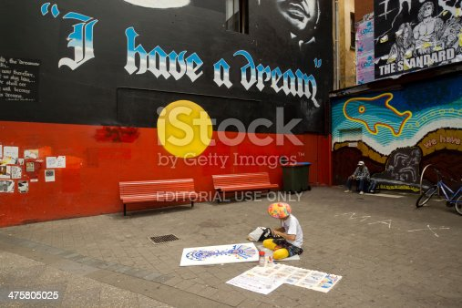469968566istockphoto Newtown - Martin Luther King Mural 475805025