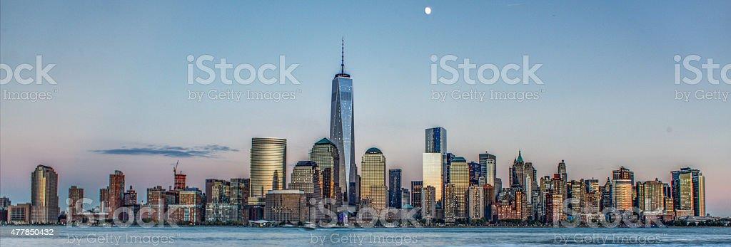 Newyork Skyline stock photo