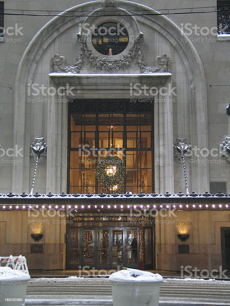NewYork124 royalty-free stock photo