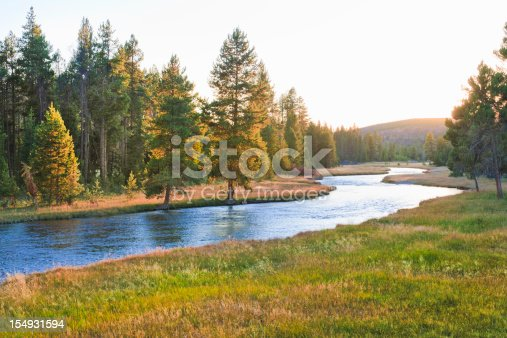 Nez Perce Creeek - Yellowstone National Park, Wyoming.