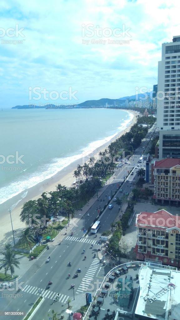 Nha Trang stock photo