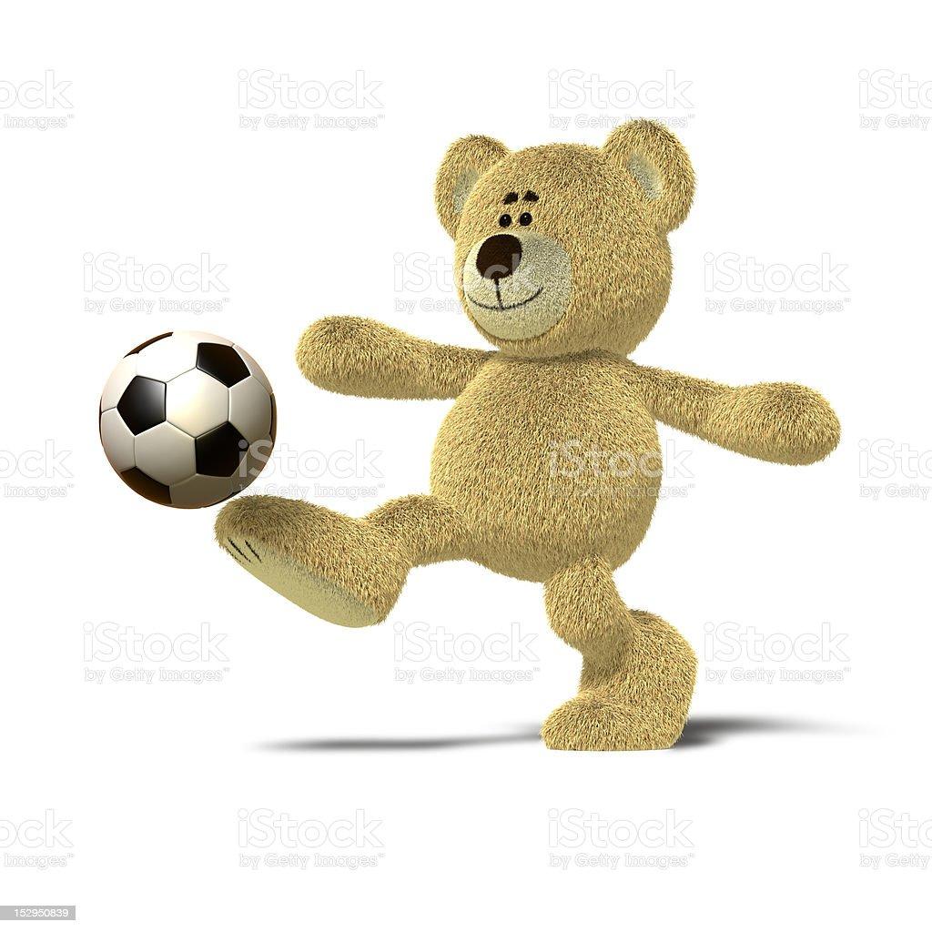 картинки медведь на мяче