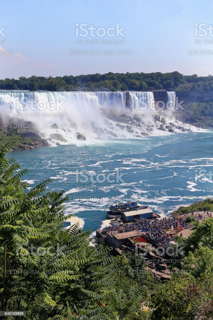 Niagara city, Canada stock photo