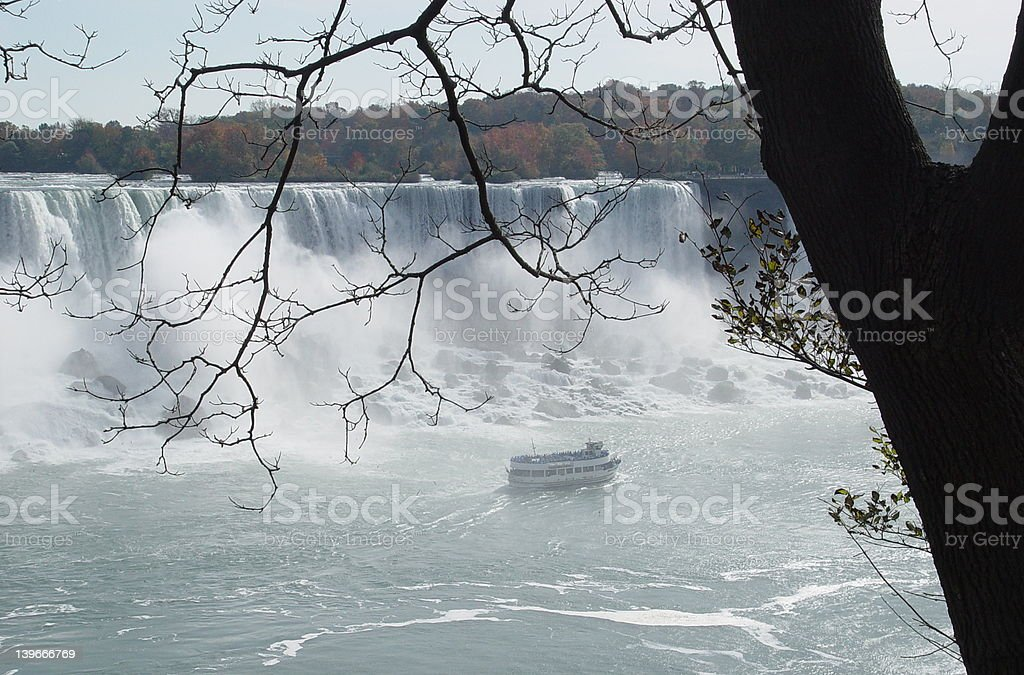 Niagara Falls 7 royalty-free stock photo