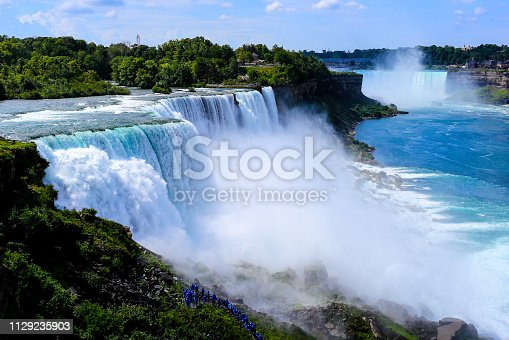 Niagara Falls - American and Horseshoe Falls
