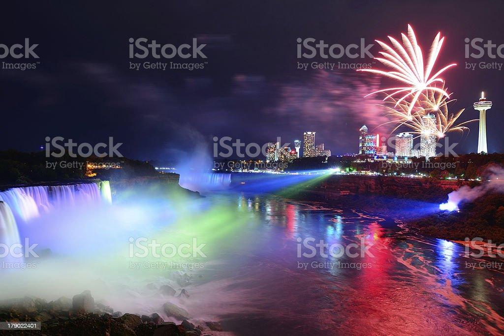 Hook up Cascate del Niagara