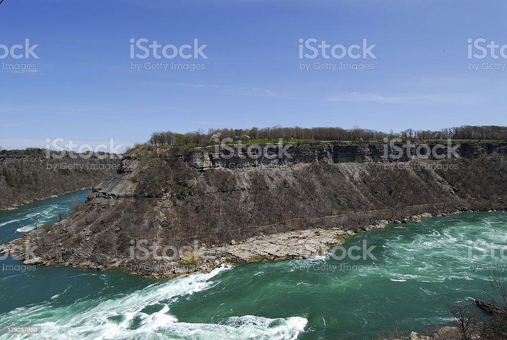 Niagara Falls Canada royalty-free stock photo