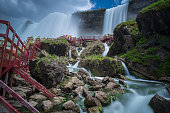 Mighty Cataract - Niagara Falls, American Falls, Bridalveil Falls, Cave of the Winds