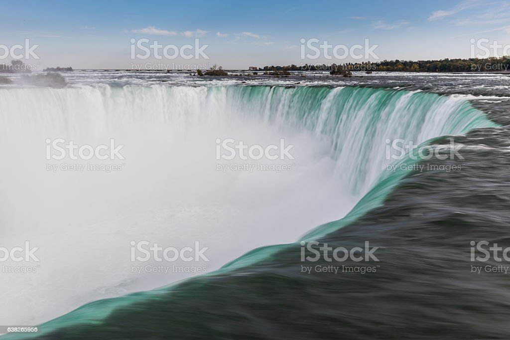 Niagara Falls Landscape stock photo