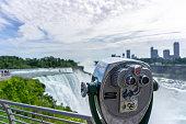 Niagara Falls Lookout Telescope
