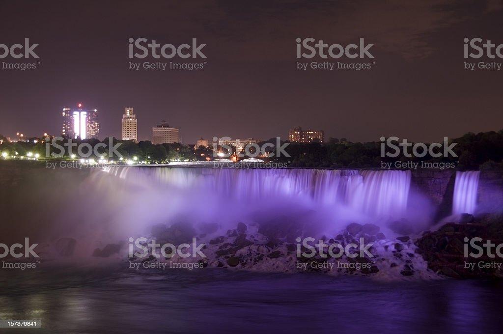 Niagara Falls New York stock photo