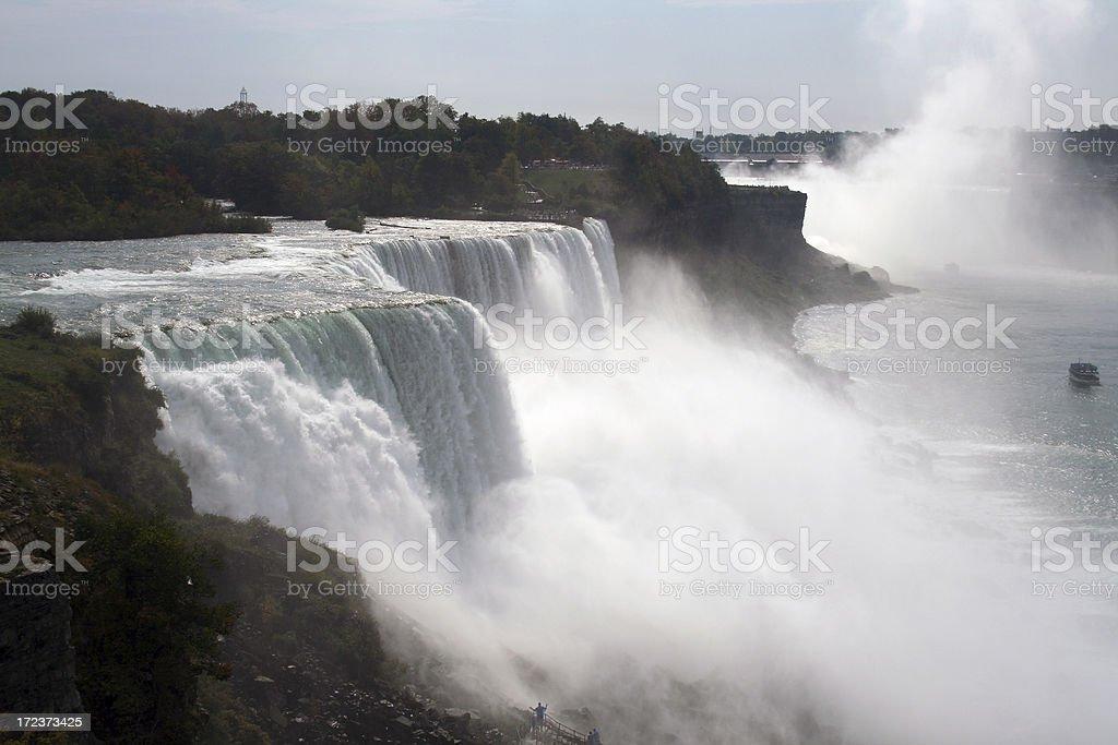 Niagara Falls, New York stock photo
