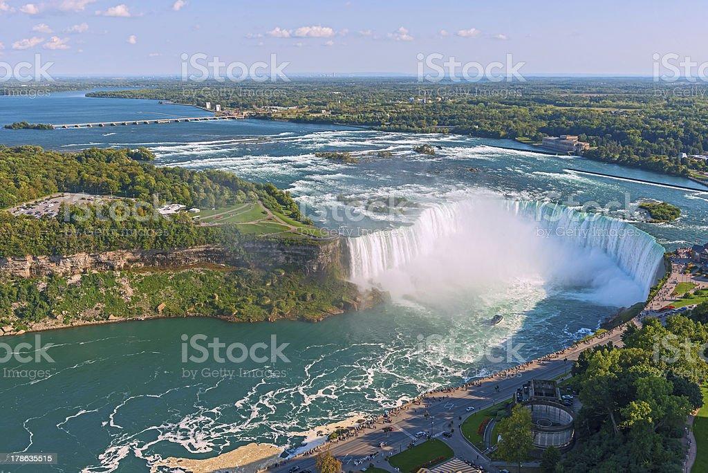 Niagara Falls, Ontario Canada stock photo