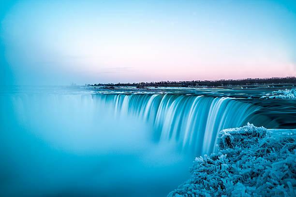 niagara falls - waterfall stock photos and pictures