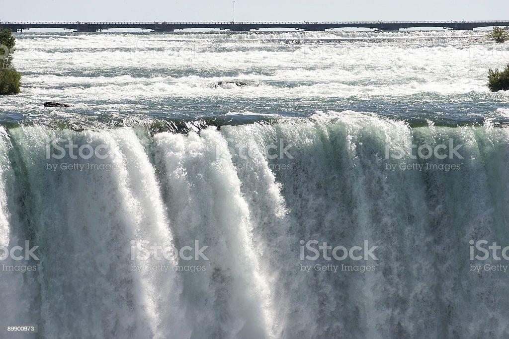 Водопад Ниагара Стоковые фото Стоковая фотография