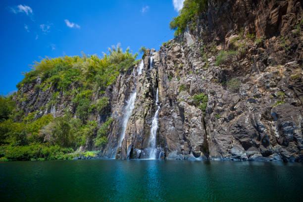 Niagarafälle, Insel La Réunion – Foto