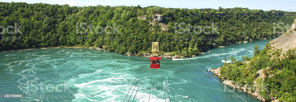 Niagara Falls Whirlpool stock photo